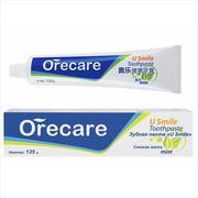 «Orecare» Зубная паста «U Smile» отбеливающая