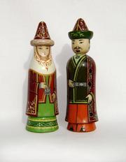 Казахстанские сувениры.